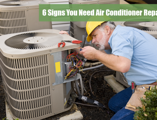 6 Signs You Need Air Conditioner Repairs